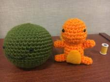 Some crocheted creations