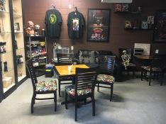 Shop around or take a seat