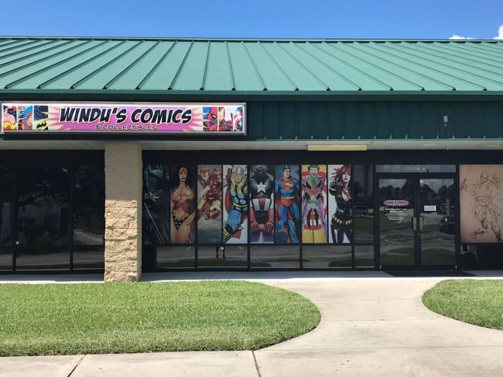 Windus Comics